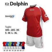 Classics - Completo Calcio Kit Dolphin