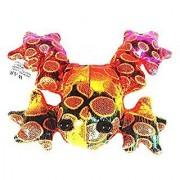 HOT ITEM! - Wacky Colors Frog Doll (Orange) WOW! WOW!