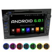 "XOMAX ""XOMAX XM-2DA703: 2DIN Android 6.0.1 Navi Autoradio mit 7 Zoll Touchscreen Monitor, Bluetooth, SD und USB (B-Ware)"""