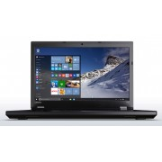 "Ultrabook Lenovo ThinkPad L560, 15.6"" Full HD, Intel Core i7-6600U, RAM 8GB, SSD 256GB, FreeDOS, Negru"