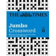 Times 2 Jumbo Crossword 6 by The Times Mind Games