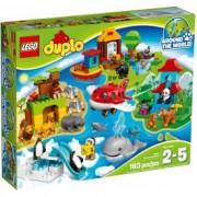 LEGO® DUPLO™ În jurul lumii 10805