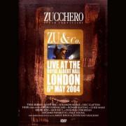 Zucchero - ZU & CO. Live At The Royal Albert Hall London 2004 (0602498683743) (1 DVD)
