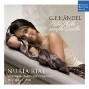 Nuria Rial - Hndel: Se Stille, sanfte Quelle (0886974839323) (1 CD)