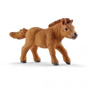 Schleich 2513777 Mini Shetty Puledro Figurina