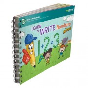 LeapReader Book: and Learn to Write Numbers with Mr Pencil Leap leader specialty materials Mr. pencil practice of number fun (Level 3) 2013 New (japan import)
