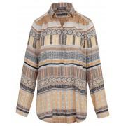 Basler Bluse 1/1 Arm und längerer Form Basler mehrfarbig