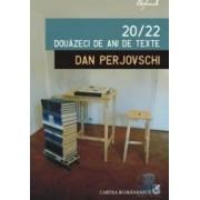 2022 douazeci de ani de texte - Dan Perjovschi