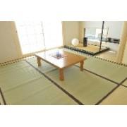 国産天然い草上敷【竹】4.5畳