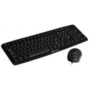 Kit Tastatura si Mouse Canyon CNE-CSET1-US (Negru)