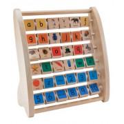 Elc - 117541 - Jouet De Premier Age - Boulier Alphabet Early Learning Centre