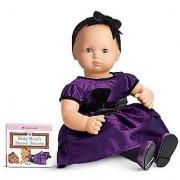 American Girl Bitty Baby Pretty in Purple Outfit for Dolls (Doll Not Included)