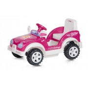 Biemme 4203FX - Auto Elettrica Barbie Lovely Dream, 6 Volt