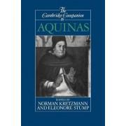 The Cambridge Companion to Aquinas by Norman Kretzmann
