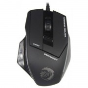 Mouse gaming Somic Jizz Sorcerer G1980 Black