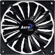 AeroCool Shark Ventola di Raffreddamento da 120 mm, Nero