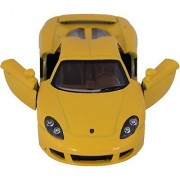 Kinsmart Die-Cast Metal Porsche Carrera Gt (Yellow)