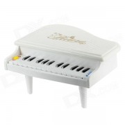 14-Key Electronic Musical Instrument Piano Toy - White