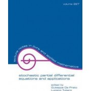 Stochastic Partial Differential Equations and Applications by Giuseppe Da Prato