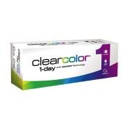 ClearColor 1-day - (10db) színes napi lencse