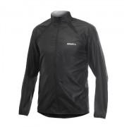 Craft Performance Run Featherlight Long Sleeved Jacket Black/White 1900639