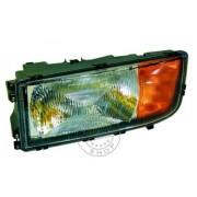 Mercedes Actros/Axor fényszóró motoros+index BAL