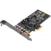 Creative Sound Blaster Audigy Fx 5.1 PCIe Sound Card with SBX Pro Studio 70SB157000000