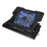 THERMALTAKE Refroidisseur Portable 17'' Ventilateur 20cm LED Bleu Inclinable