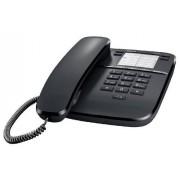 Siemens Gigaset SI-DA310N Teléfono fijo, color negro