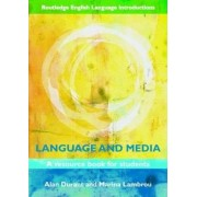 Language and Media by Alan Durant