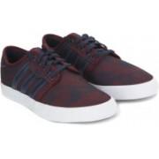 Adidas Originals SEELEY Sneakers(Maroon)