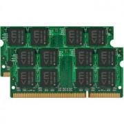 Mushkin SO-DIMM 16GB DDR3 Essentials 16GB DDR3 1066MHz memoria