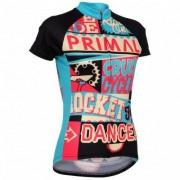 PRIMAL Damska koszulka rowerowa - PRIMAL RideOn - NOWOŚĆ!