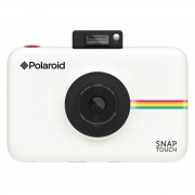 "Aparat foto Polaroid Instant Snap Touch Cu Hartie Foto 2X3"" Alb"