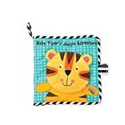 Manhattan Toy Livre Baby Tiger's Jungle Adventure