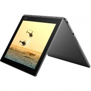 Tableta Lenovo Yoga Book YB1-X90F 10 inch Full HD Intel Atom X5-Z8550 1.44 GHz Quad Core 4GB RAM 64GB flash WiFi GPS Android 6.0 Grey