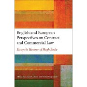 English and European Perspectives on Contract and Commercial Law by Prof. Louise Gullifer