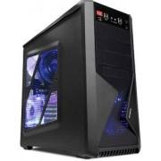 Zalman Z9 Plus Midi-Tower - schwarz - gedämmt