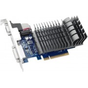 Placa Video ASUS GeForce GT 710, 2GB, DDR3, 64 bit