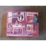 Barbie So Much To Do! Dining Room