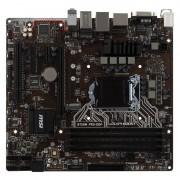 Placa de baza MSI B150M PRO-DDP Intel LGA1151 mATX