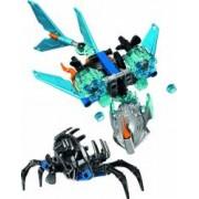 Set Constructie Lego Bionicle Akida Creatura Apei