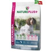 Eukanuba NaturePlus Adult medium salmon 14kg