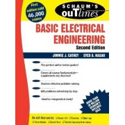 Schaum's Outline of Basic Electrical Engineering by Jimmie J. Cathey