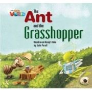 Our World Readers: The Ant and the Grasshopper by John Porell
