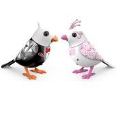 Editie speciala - pereche pasari interactive DigiBirds Wedding