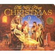 The Very First Christmas Board Book by Paul L Maier