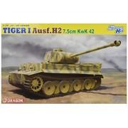 Dragon Modellino Carro armato Tiger I Ausf. H2 7,5Cm Kwk 42