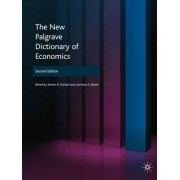 The New Palgrave Dictionary of Economics 2008 by Steven Durlauf