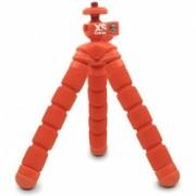 Xsories Big Bendy - Minitrepied flexibil, portocaliu